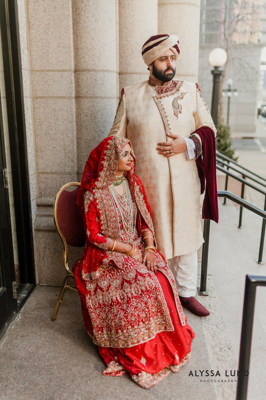 Modern muslim wedding photography Landmark Center-32.jpg