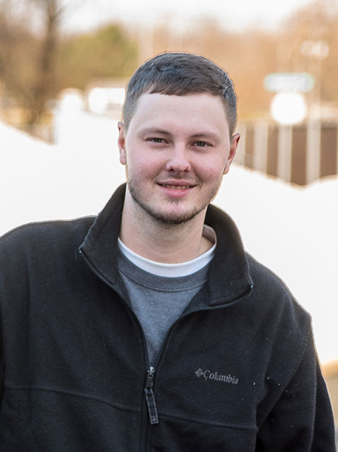 Zach Wilson  Water Operator Laborer