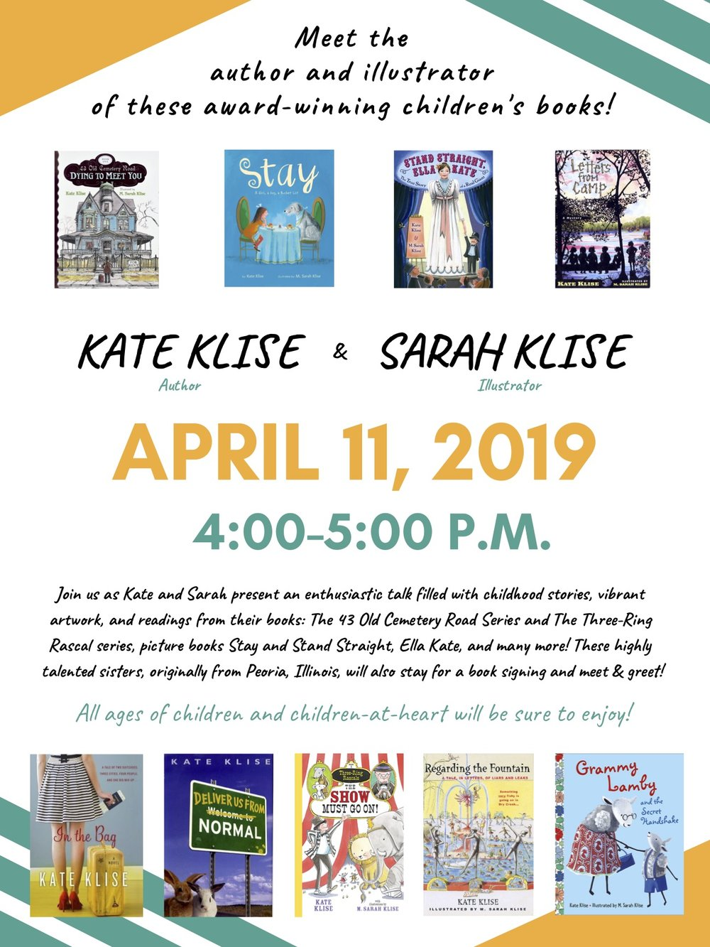 Kate and Sarah Klise Event OFFICIAL.jpg