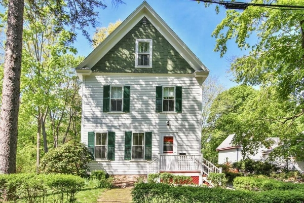 Charming 4 br/2 bath home on a quiet street within walking distance of downtown.