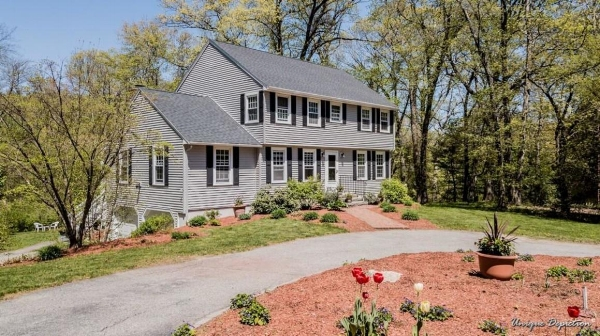 Lovely Garrison with 4 br 3 bath with updated kitchen and hardwood floors.