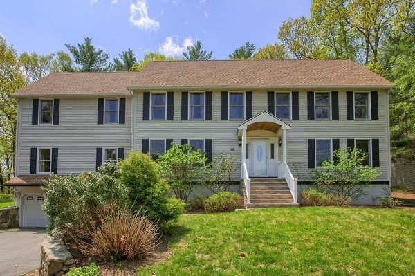 Exceptional Colonial with 5 br and 4 baths in sough-after location.