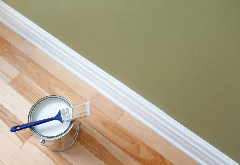 "Fresh Paint - After cleaning, often people feel like they need to freshen the paint, usually they are right. A freshly painted front door with a wreath that is in season can make an entryway much more desirable. Sounds basic right? Yet so many skip it. Over the past decade I have seen buyers repeatedly fall in love with the front door and rule a home in or out. Years ago you could get away with sweeping and cleaning this area, but I can't advise it in today's market. For the interior, freshly painted trim pops and makes a space feel much cleaner. This is something to consider if you have the time, but be sure to talk to a professional about which ""white"" is the right white to use at this moment."