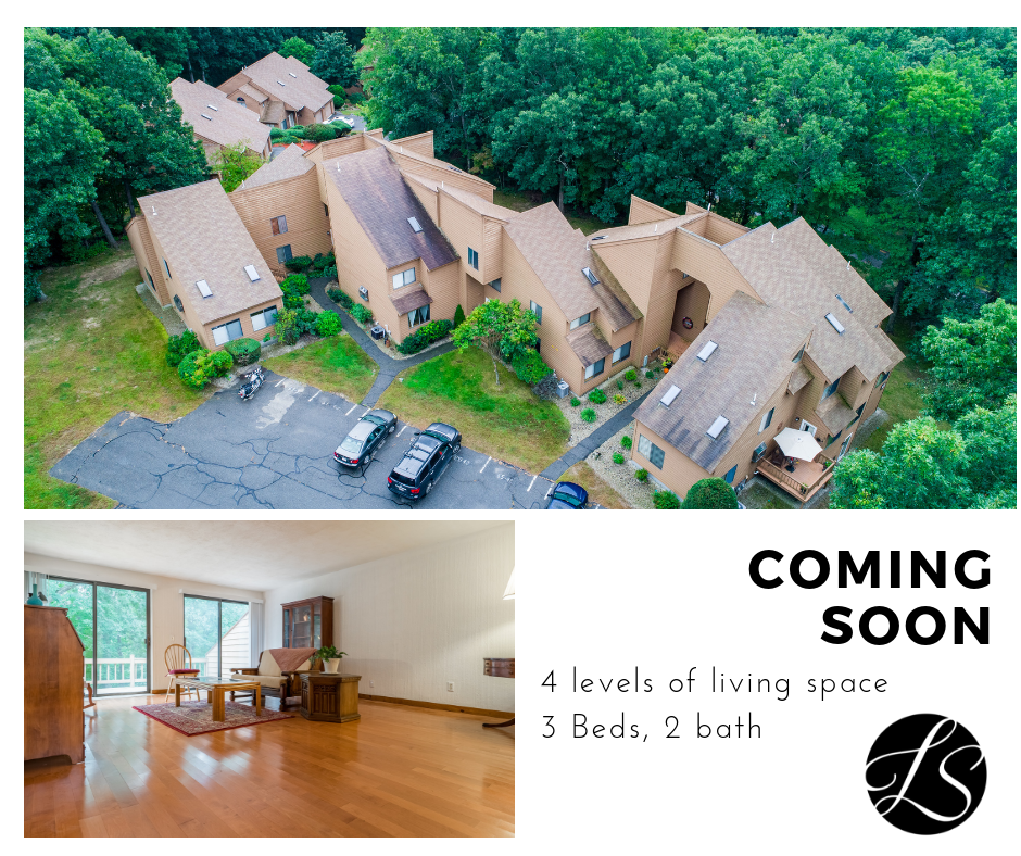 UNDER $300K with the size of a single family home set peacefully in a beautiful development with walking trails, surrounded by nature, This super convenient location is near both 495/213 and 93!