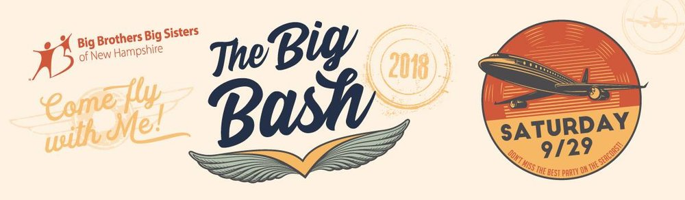 The Big Bash    Where:  Port City Air   When:  Saturday September 29th 6 - 10:30 pm  Journey back to the days of The Rat Pack this Saturday evening at Port City Air! Enjoy Big Band music, signature cocktails, delicious food, and great company!  Tickets for this event are available online .