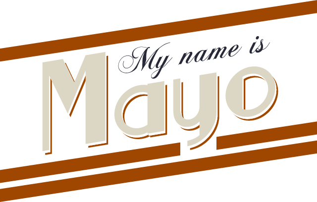 my name is mayo green lava studios