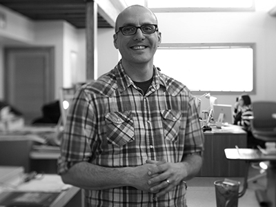 Rob Monacelli  is a strategic, creative and business-savvy designer with over 17 years of experience. He is a hybrid thinker who is passionate about design thinking—from consumer research and synthesis, through ideation and prototyping, to implementing user-centered solutions.  Prior to his work with ThoughtFull, Rob was a Creative Director and design strategist at a strategic design consultancy in Grand Rapids, Michigan where he led a number of initiatives focused on brand strategy, culture change, user experiences and business design. Before that he was the brand creative director and product marketing manager at Merrell.