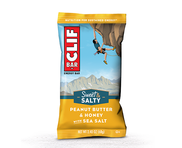 Clif Bar- SNACKS! Obviously! sometimes you are gone longer than you think and you want to be prepared. Having enough fuel in your body to be able to handle the physical exertion needed to get back to camp could rely on you trail pack snack kit.