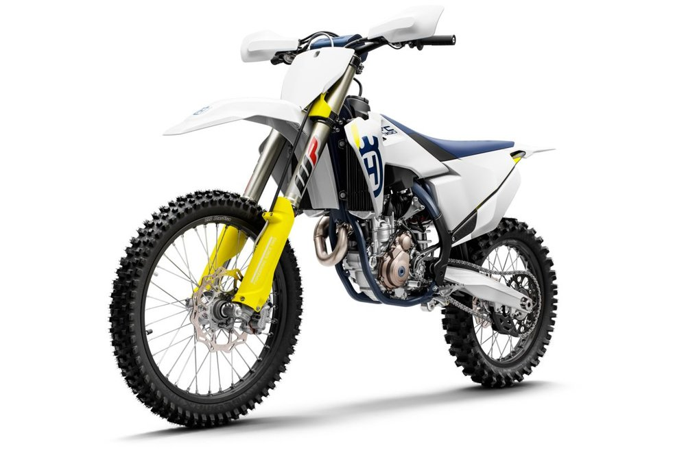 Husqvarna FC 350 2019  x Babes in the Dirt