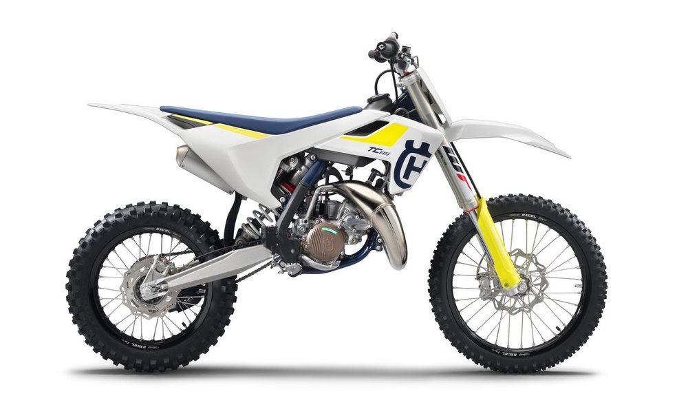 Husqvarna TC 85  x Babes in the Dirt
