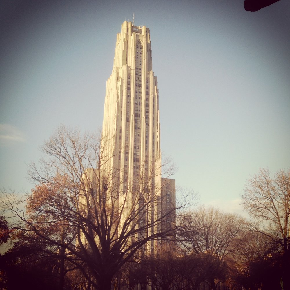 Cathedral of Learning, University of Pittsburgh