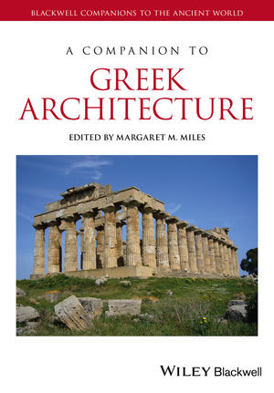 new publications on the eighteenth century jason m kelly book cover for companion to greek architecture