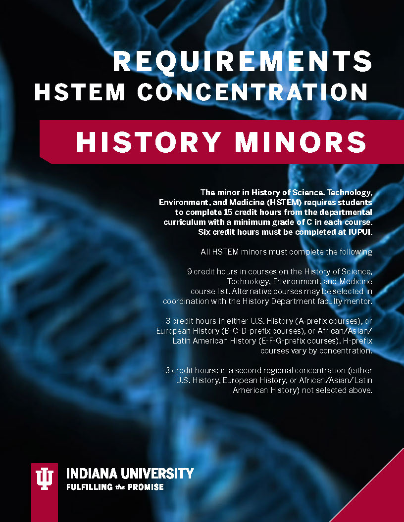 HSTEM Concentration for Minors