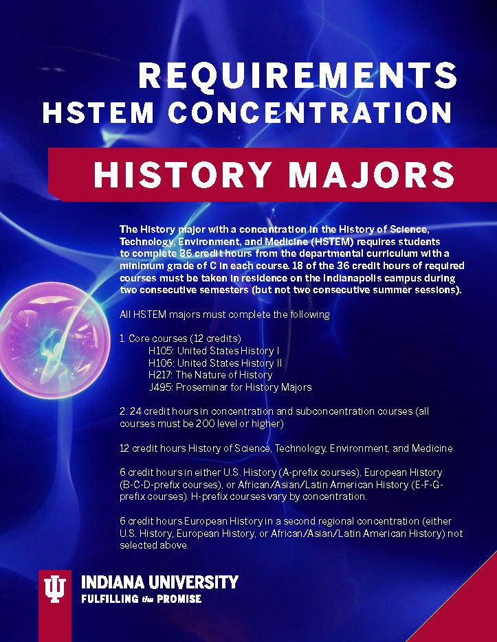 HSTEM Concentration for Majors