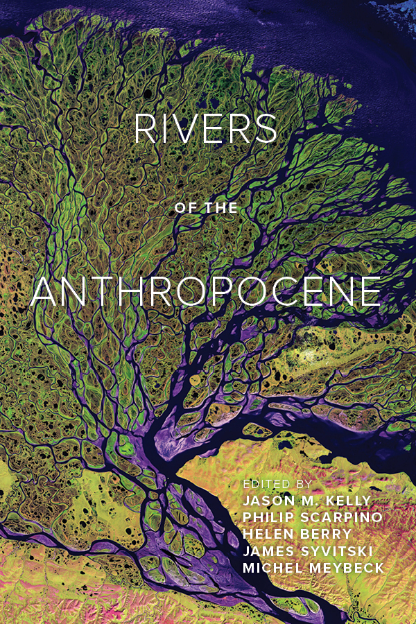 Rivers of the Anthropocene Book Cover