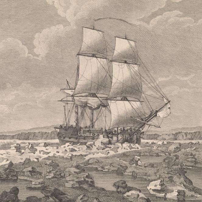 The Polar Voyage in Frankenstein