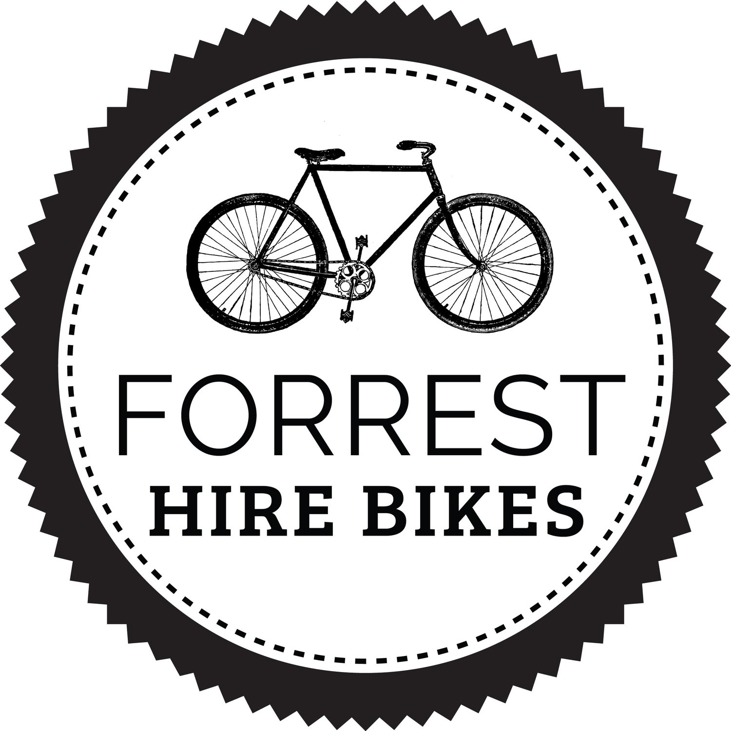 Forrest Hire Bikes