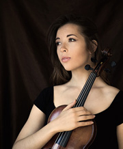 Autumn Burnett  violin, viola, guitar, ukulele