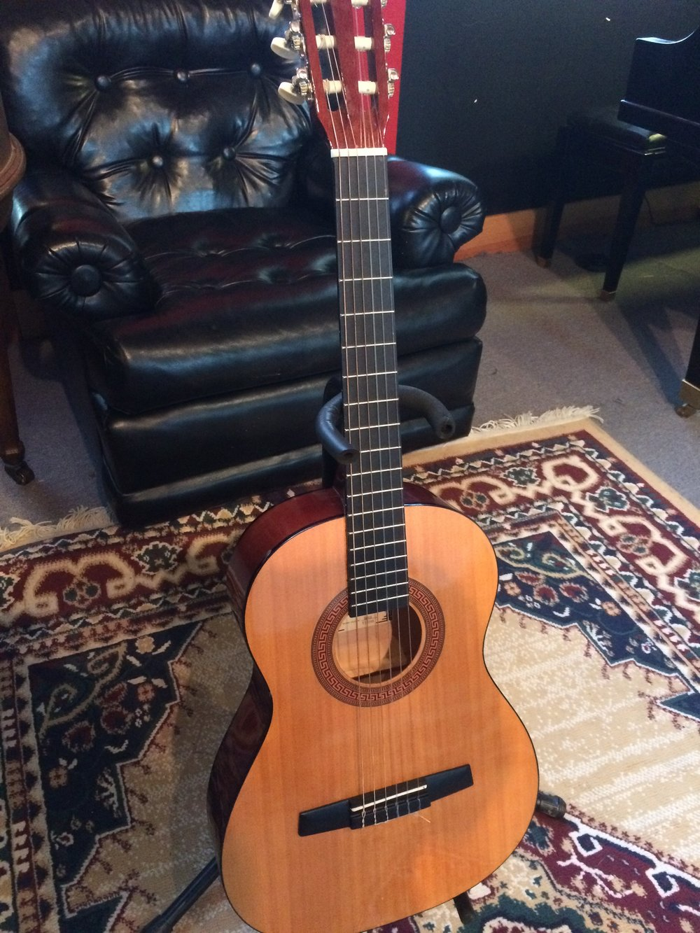 Hohner Kids Classical Guitar with case  $125