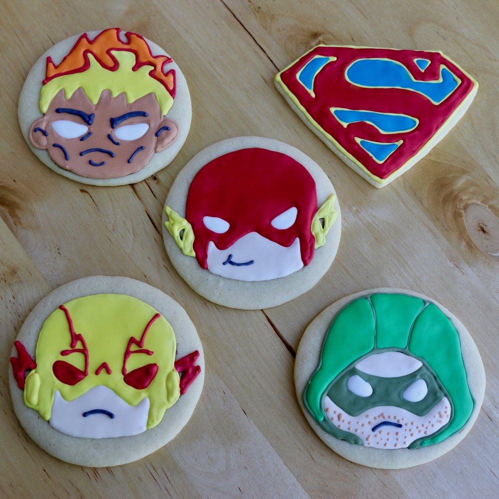 Flash/CW Cookies