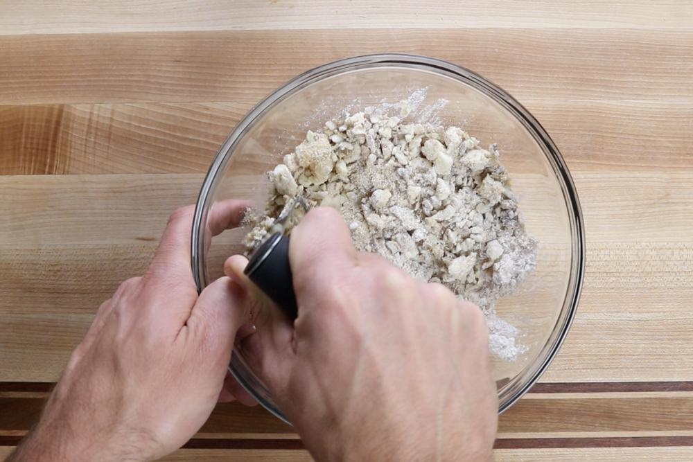 8. Use a pastry blender until mixture resembles coarse crumbs.           0  false      18 pt  18 pt  0  0    false  false  false                       /* Style Definitions */ table.MsoNormalTable {mso-style-name: