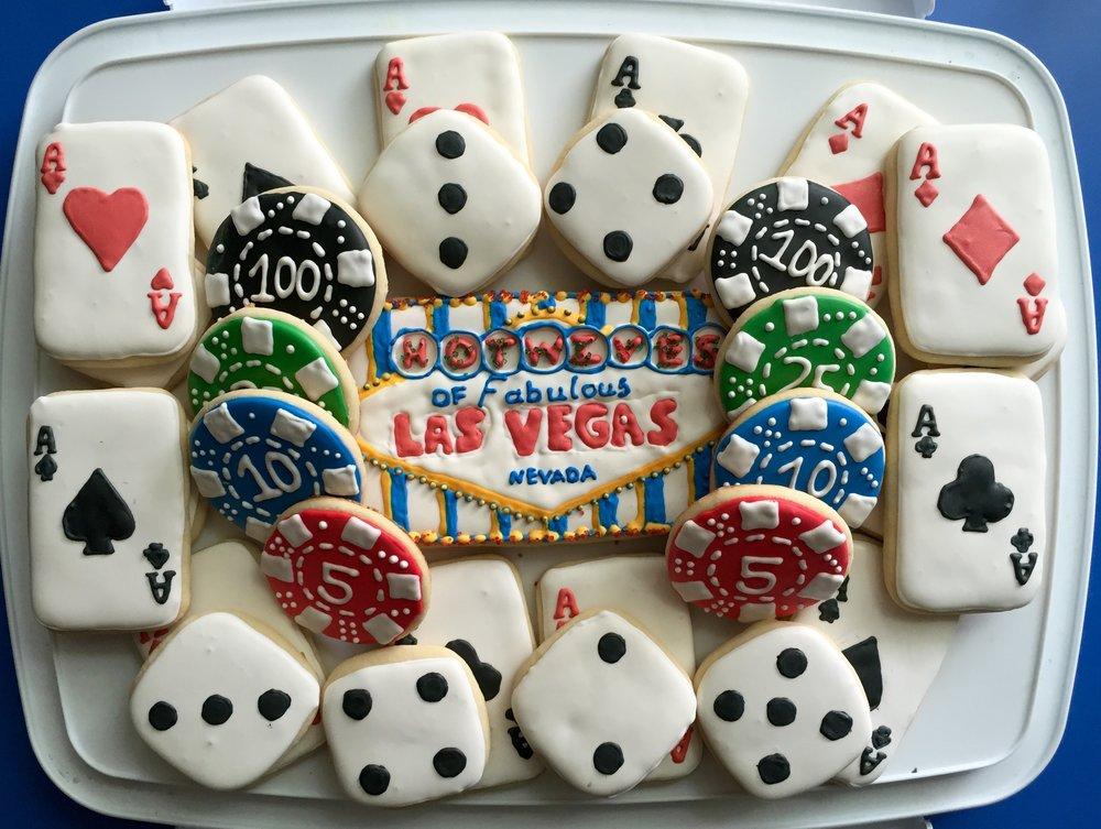 Vegas Cookies