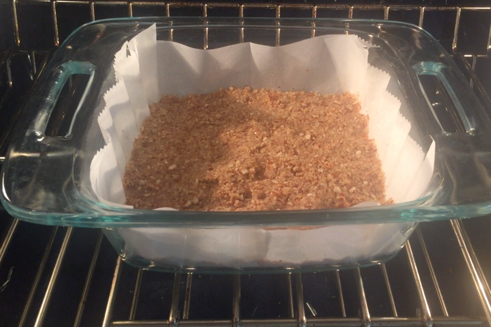 6. Bake at 350 degrees for 10 minutes. Cool completely before filling. -
