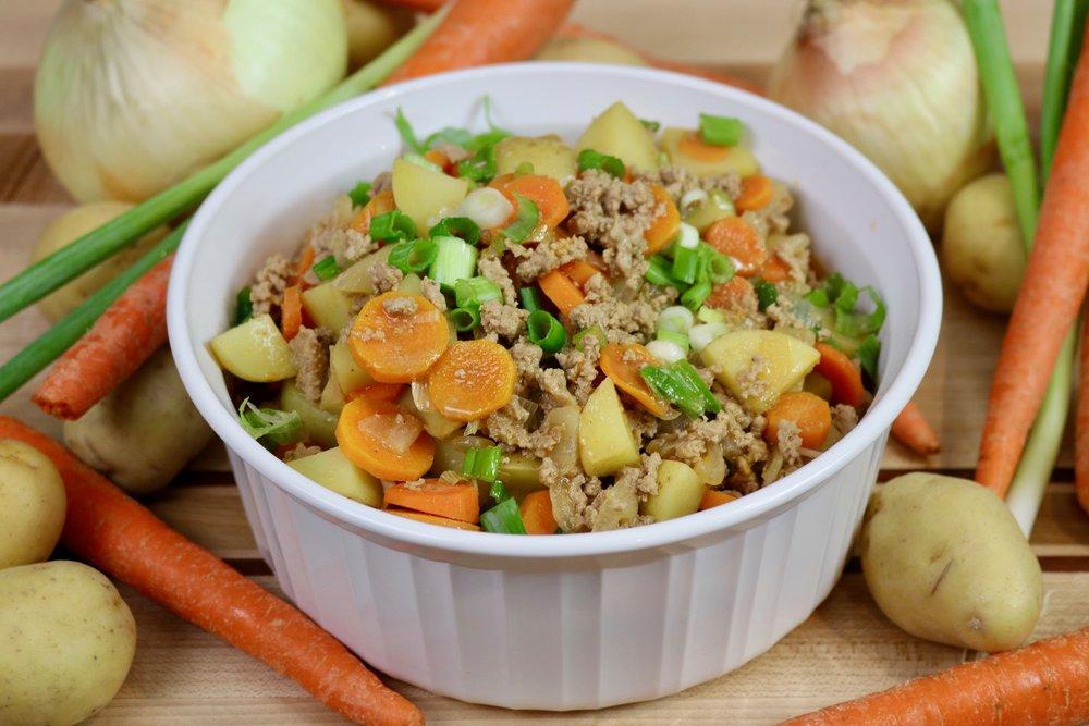 Healthy Turkey Stew