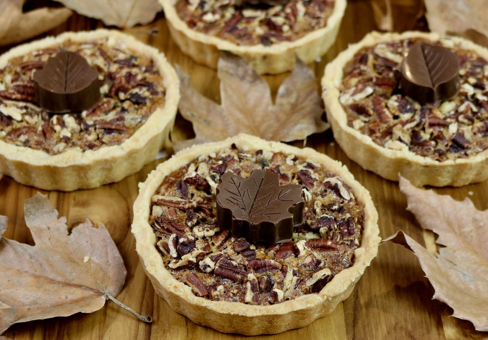 Mini Pecan Pies With Shortbread Crust.jpeg