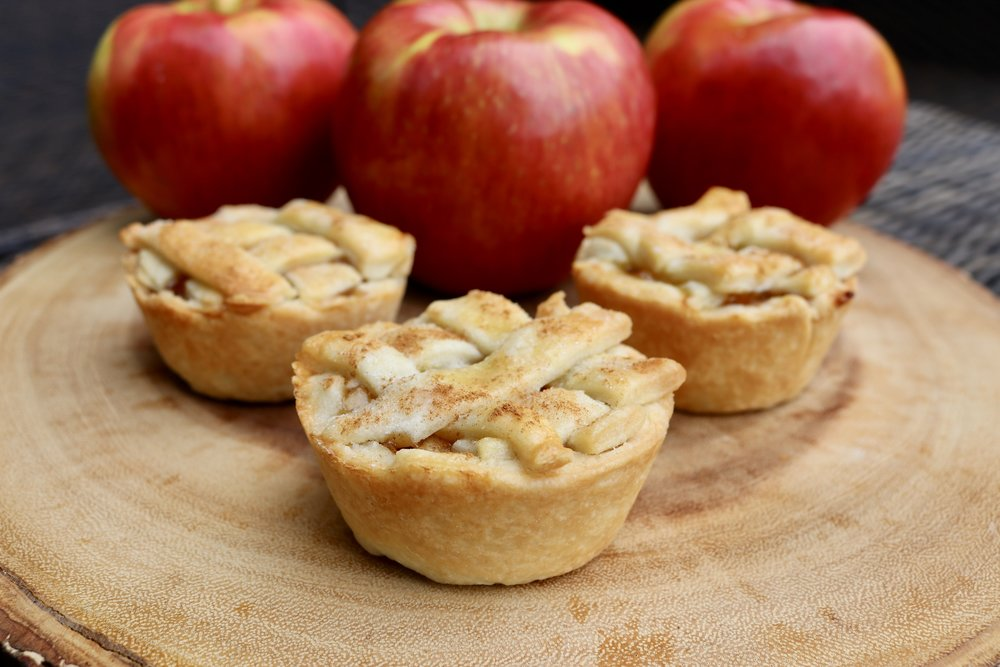 Muffin Tin Apple Pies