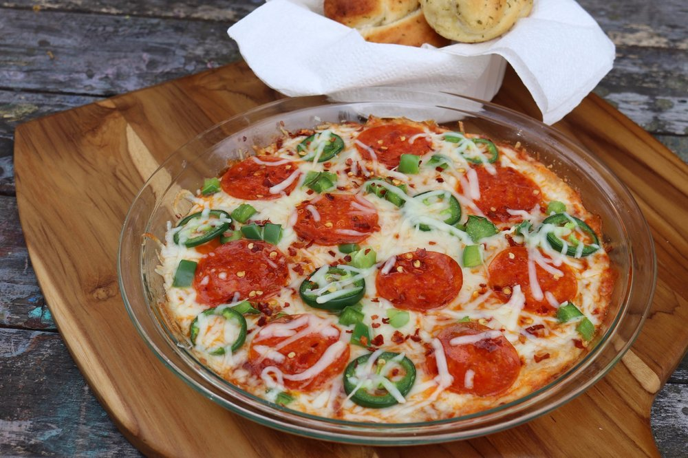 Spicy Pizza Dip
