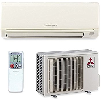 Ductless Split Units - We are a Mitsubishi Diamond Dealer