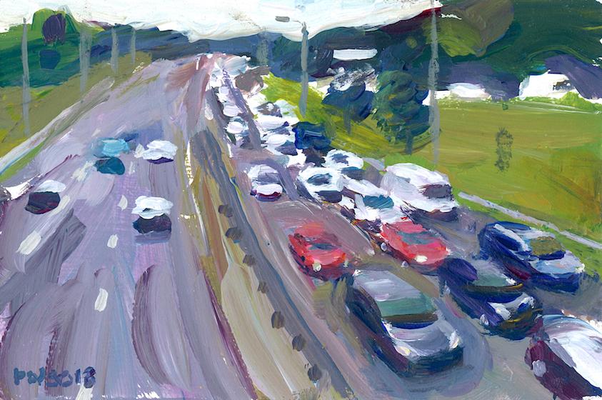 A406 Colney Hatch