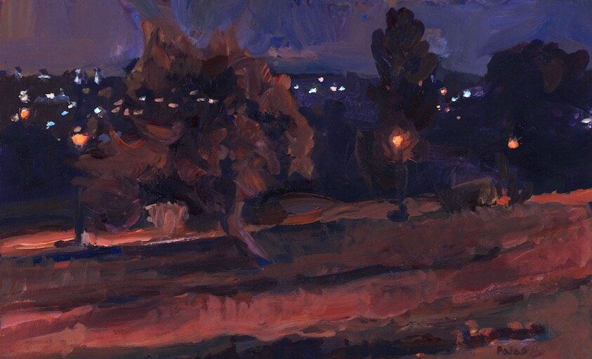 Alexandra Park and Hornsey Vale, Night