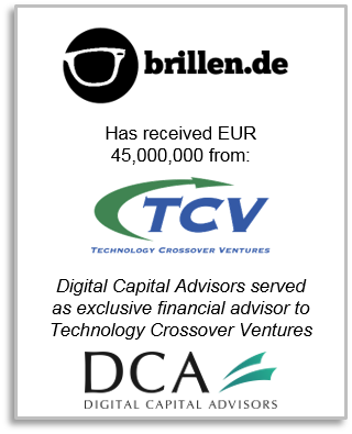 Brillen.de Technology Crossover Ventures Tombstone.png