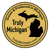 Truly Michigan Logo