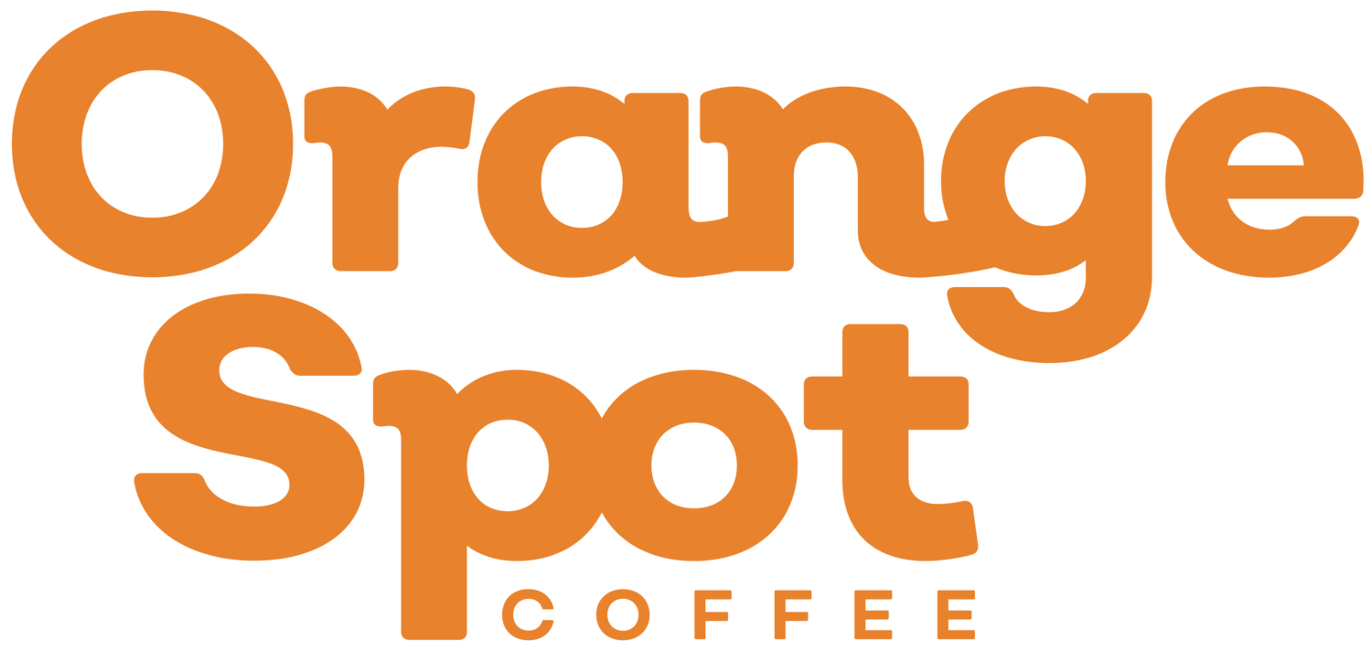 Orange Spot Coffee