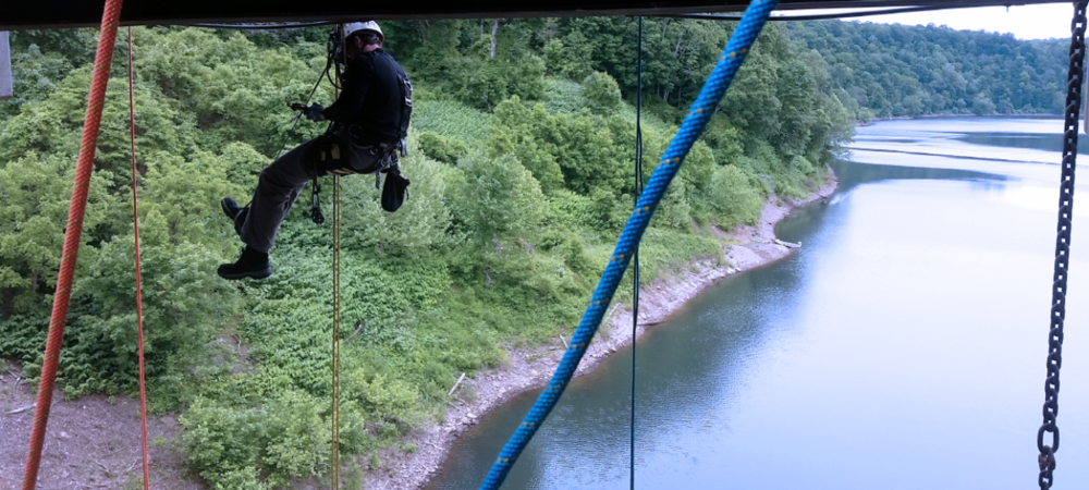 Rope Access & Technical Rope Work