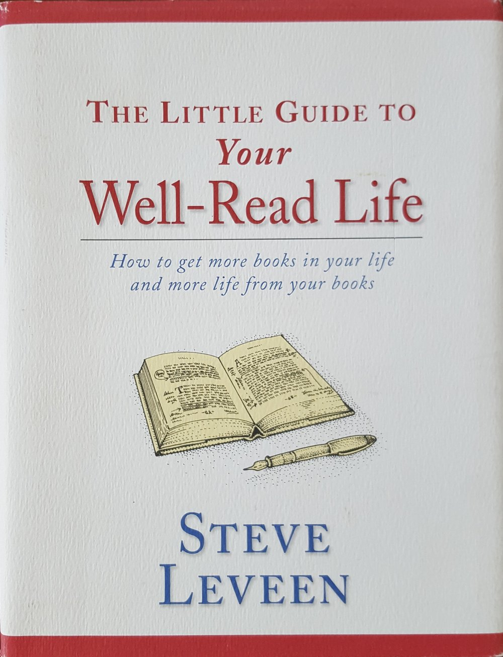 Photo - Well Read Life cover.jpg