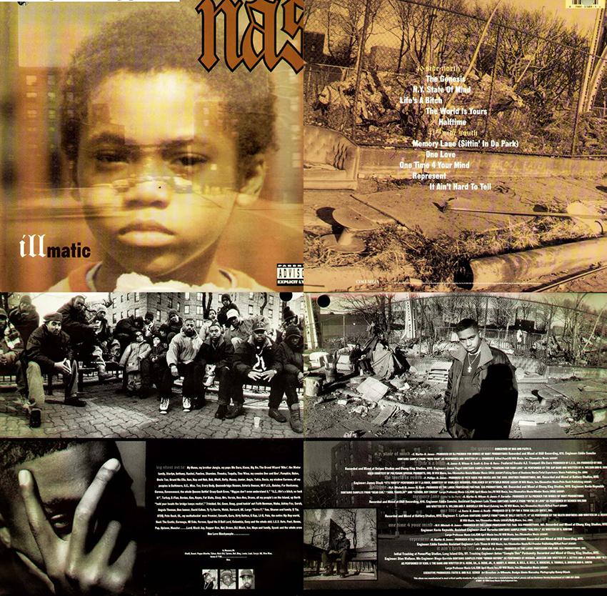 Throwback Thursday: Nas Celebrates 20 years of Illmatic — HIP-HOP
