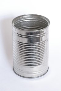 A tin can