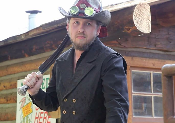 Steampunk Video Still