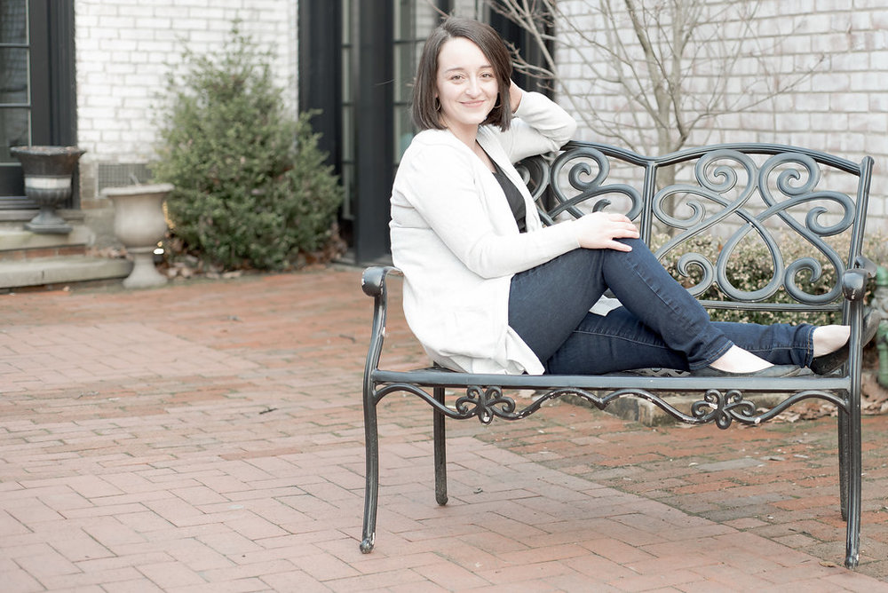Hi my name is Araka and I like to pretend this how I sit on park benches. Photo by Lin Rae Photography, Pittsburgh PA. If you are located up that way check her out! She's the sweetest!