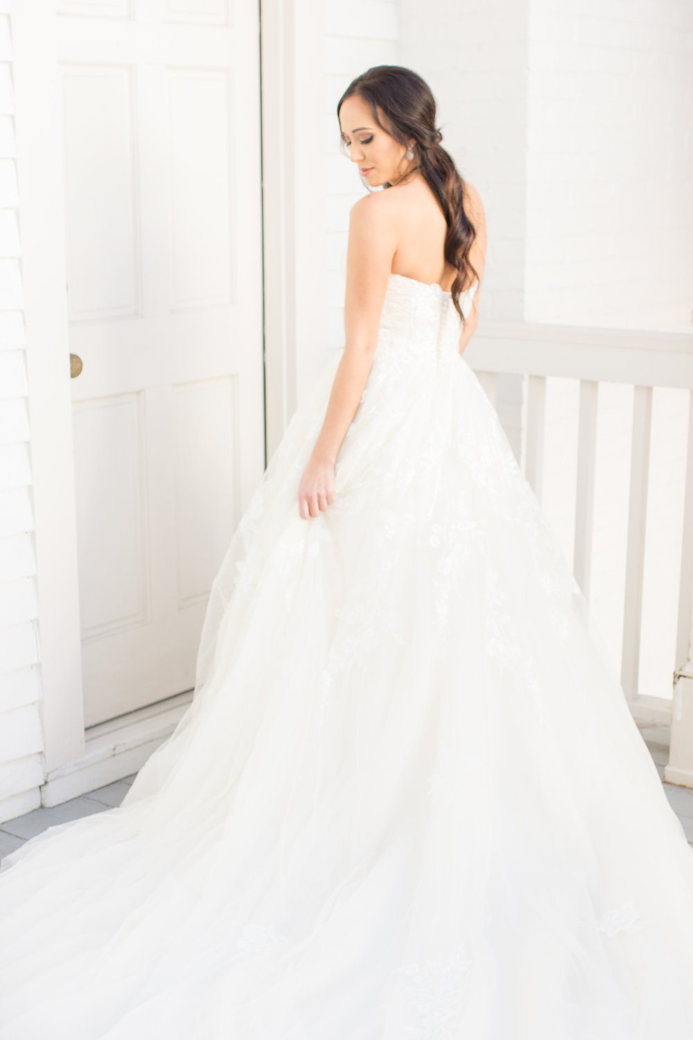 Your timeless beauty and elegance captured on this joyous occasion!