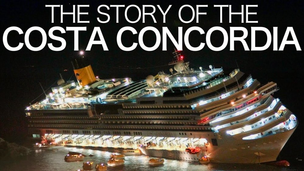 The Story Of The Costa Concordia - Bright Summer Flims