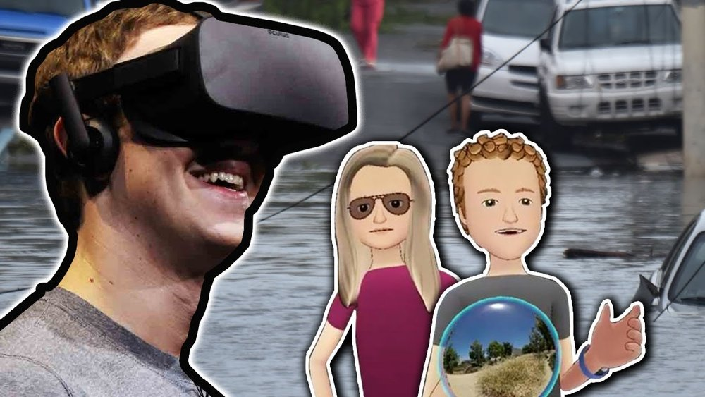 Mark Zuckerberg's Cringe Safari Through Puerto Rico -H3H3Productions