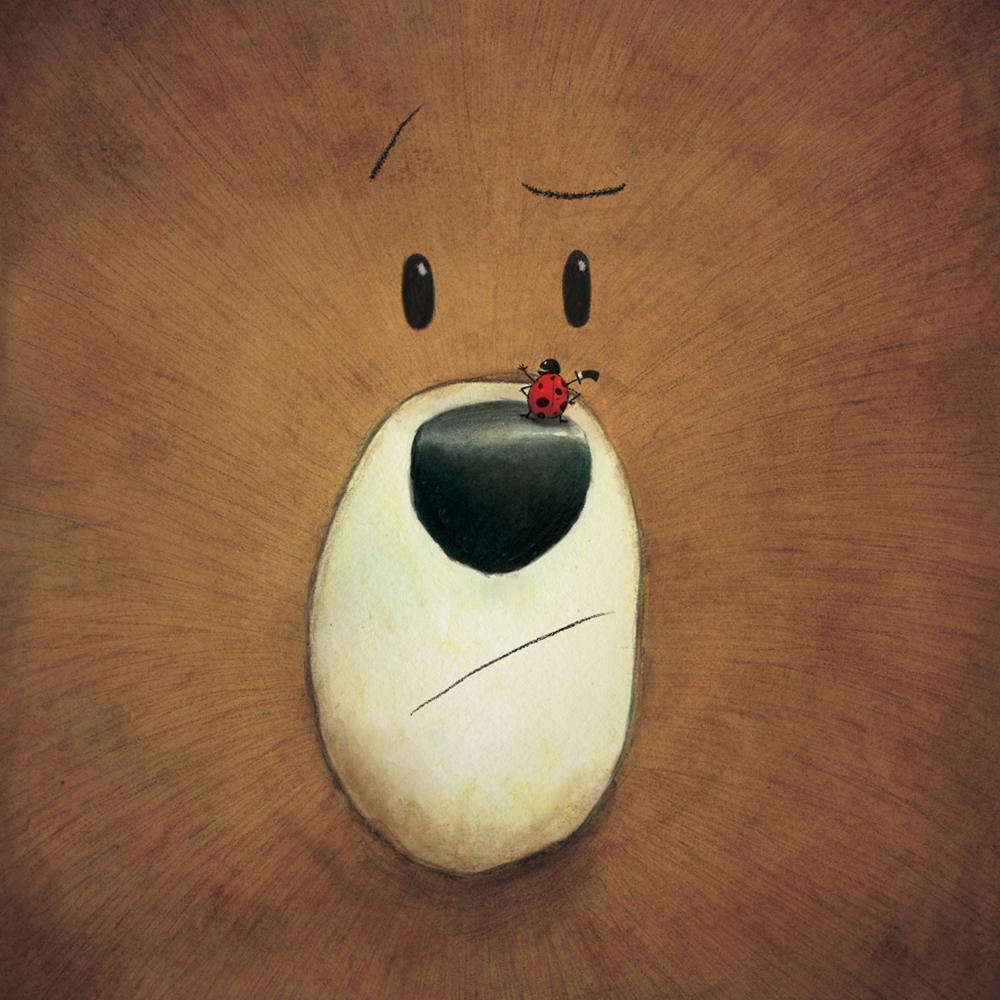 Book Project - Bear & Bug