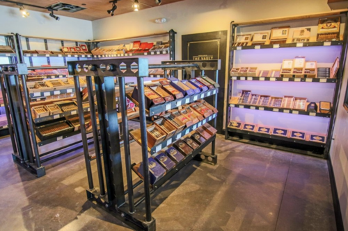 Cigars 101 - Navigating a Humidor & Buying Cigars Right