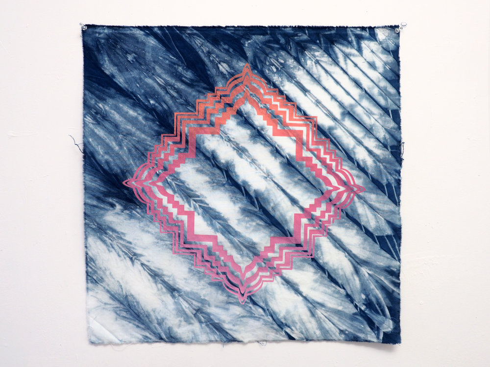Borobodur Shibori print.jpg