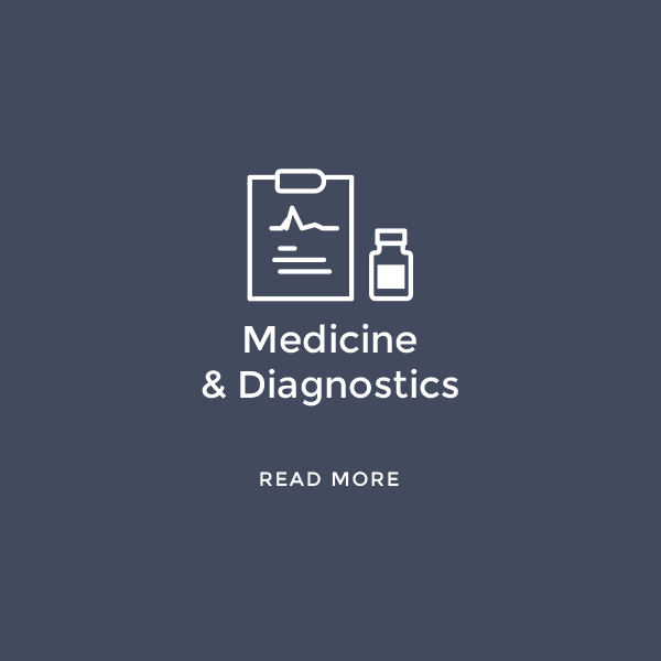 Medicine & Diagnostics    Read More